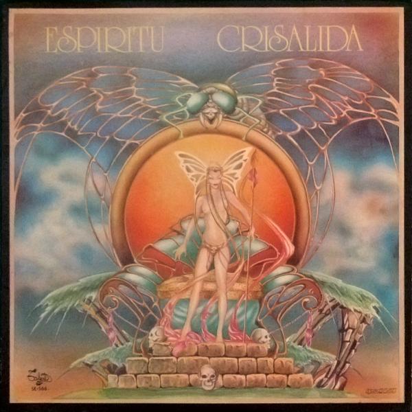 Vuelo de la Esfinge - Espiritu_1975_Crisalida