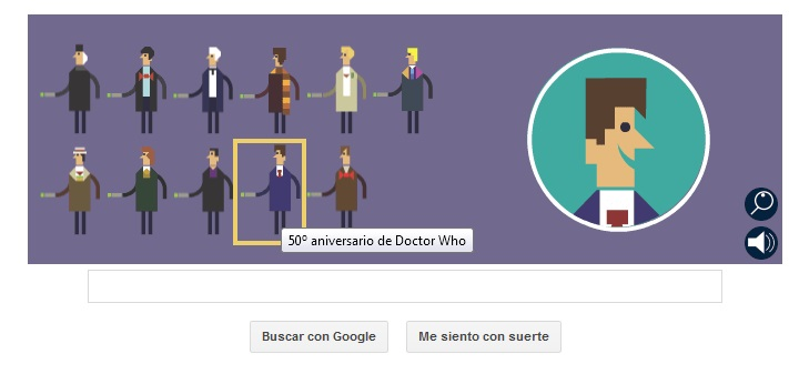 Vuelo de la Esfinge - Elegir Dr.Who