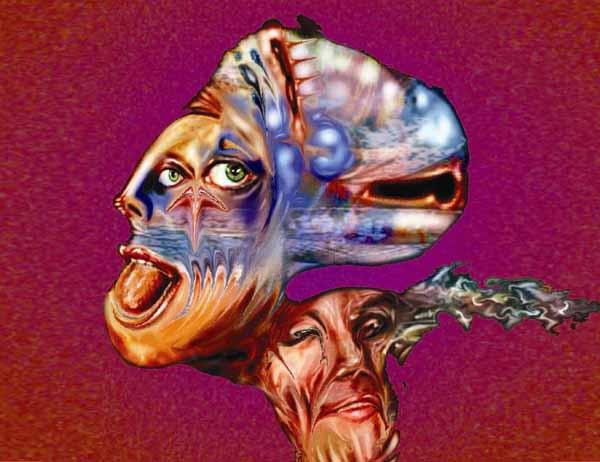 Vuelo de la Esfinge - Logo web Espíritu