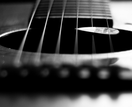 Vuelo de la Esfinge - guitarra