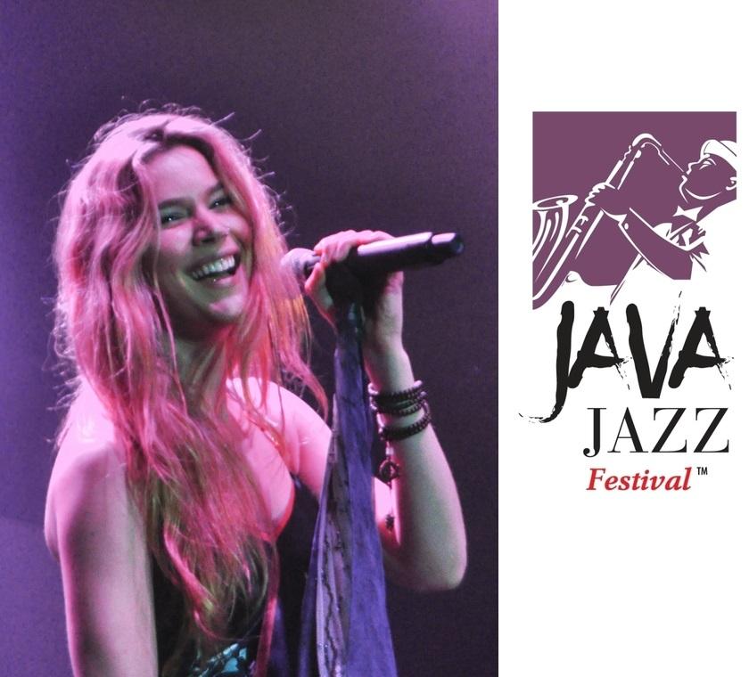 Vuelo de la esfinge - Joss Stone Live at Java Jazz 2013
