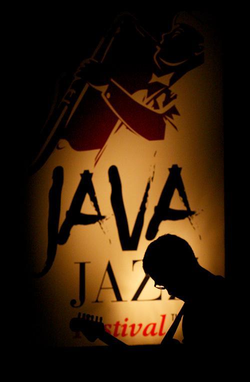 Vuelo de la Esfinge - Java Jazz Festival