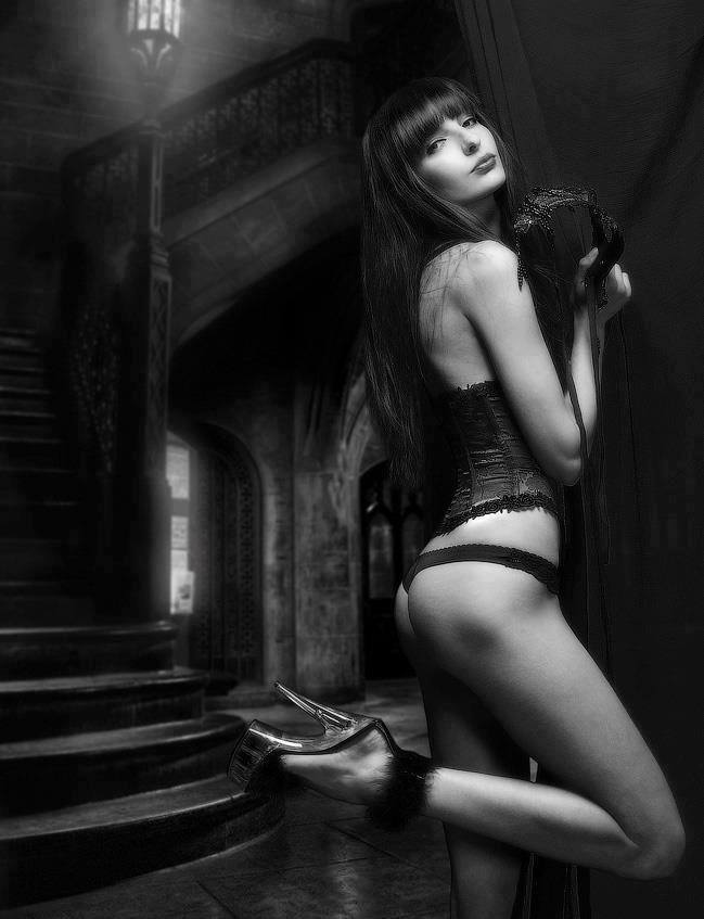 Vuelo de la Esfinge - Fantasia Gotica 9362sensual_n