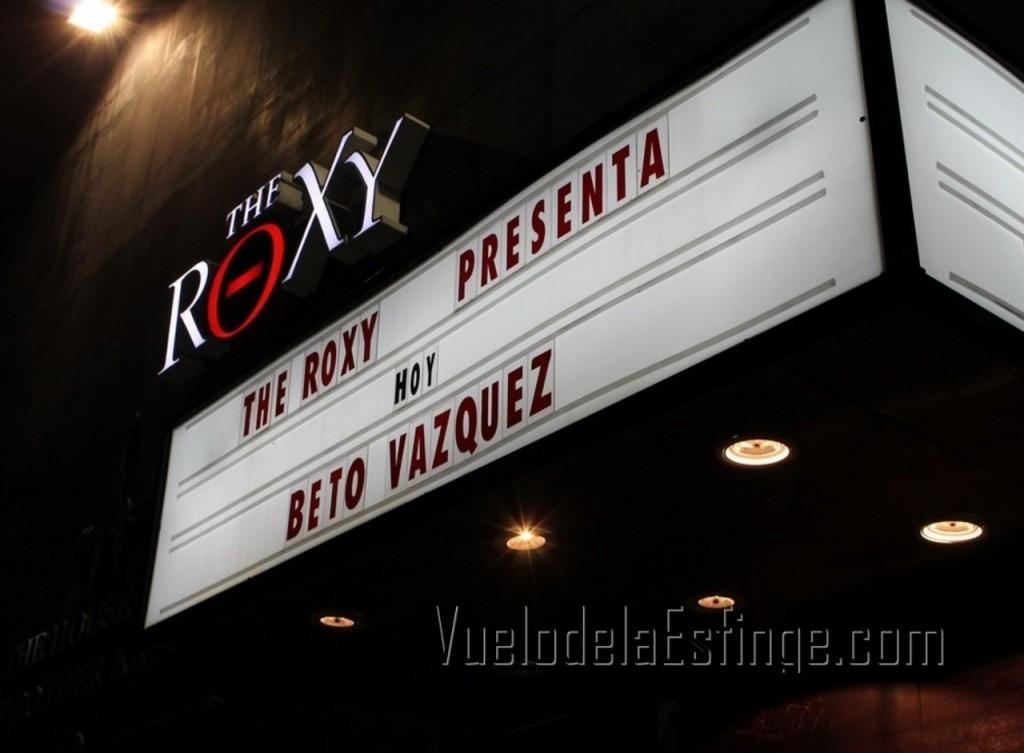 Vuelo de la Esfinge - Beto Vazquez Infinity - Roxy
