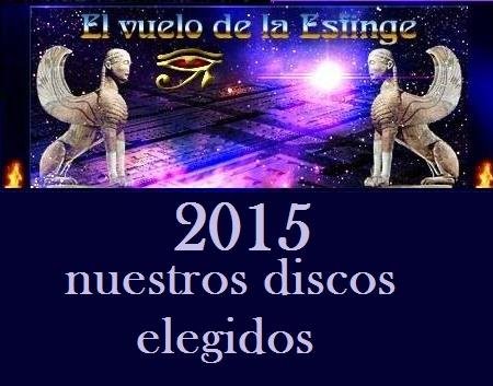 Discos 2015 - Vuelo de la Esfinge