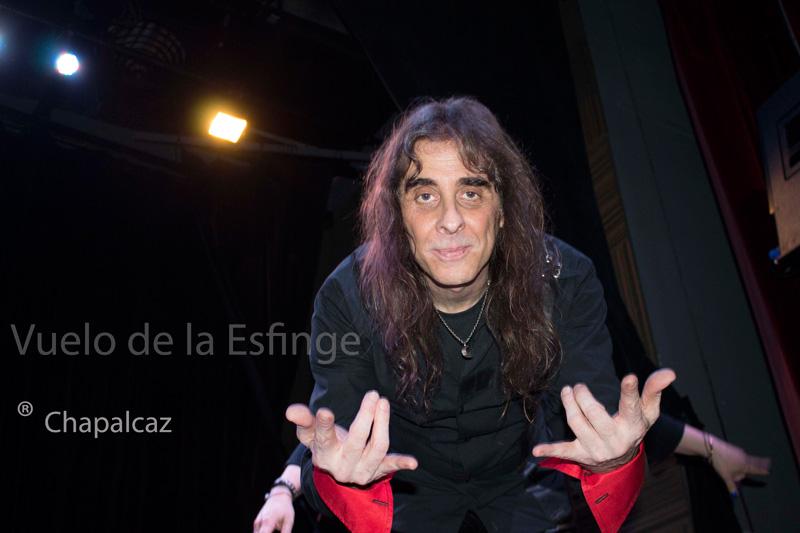 Vuelo de la esfinge - beto Vazquez