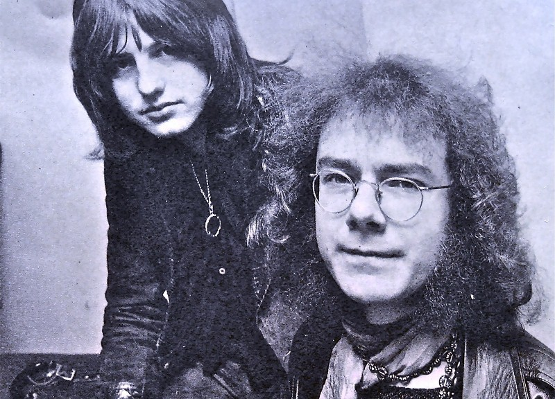 vuelo de la esfinge - greg lake y robert fripp-king-crimson