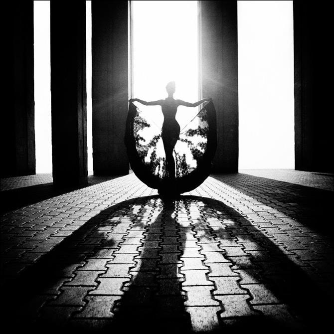 ventana a la luz