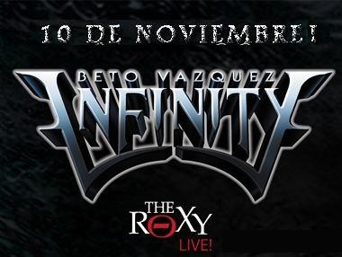 Beto Vazquez Infinity - Nov 2012