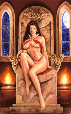 Vuelo de la Esfinge - vampirella09