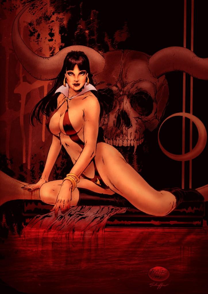 Vuelo de la Esfinge - vampirella11a