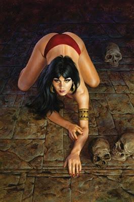 Vuelo de la Esfinge - vampirella12