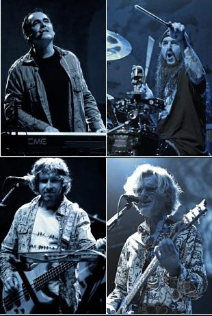 Vuelo de la Esfinge - Neal, Portnoy, Trewavas, Roine