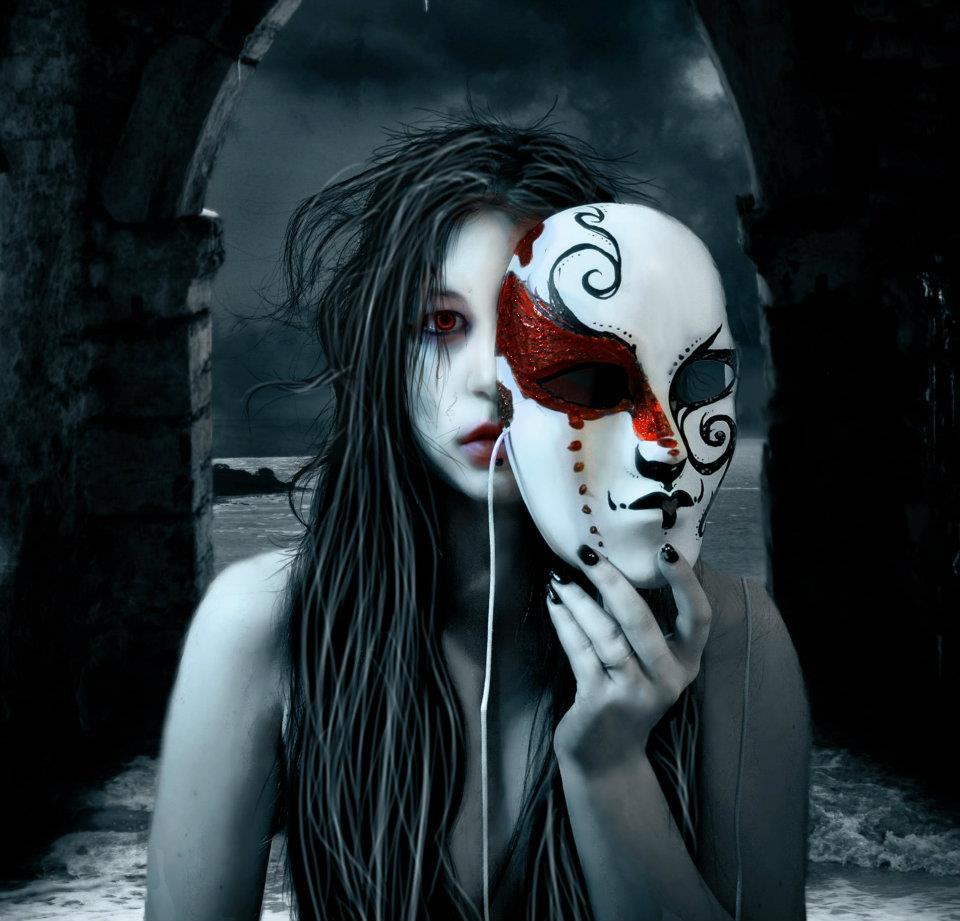 Vuelo de la Esfinge - Fantasia Gotica 03
