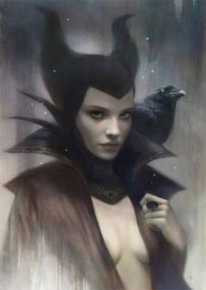 Vuelo de la Esfinge - Fantasia Gotica 06