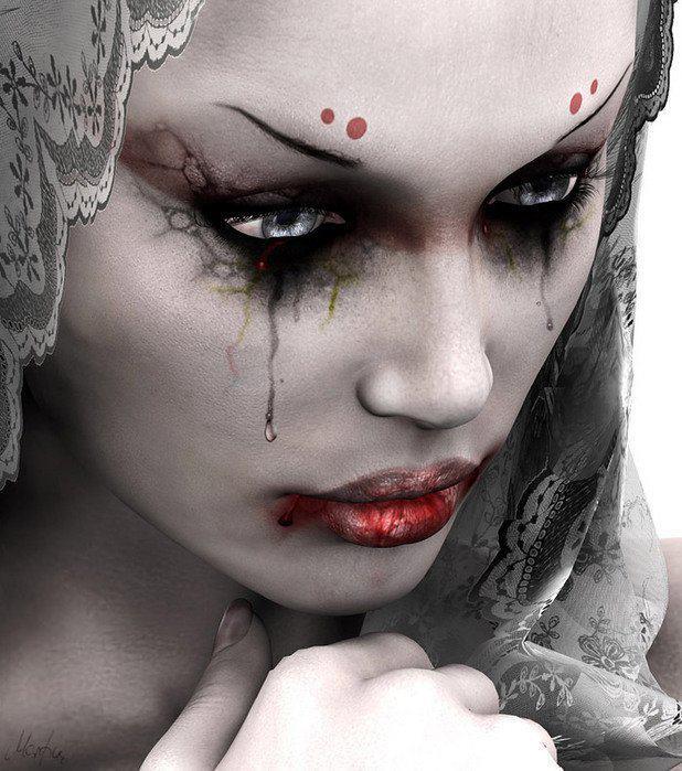 Vuelo de la Esfinge - Fantasia Gotica 12