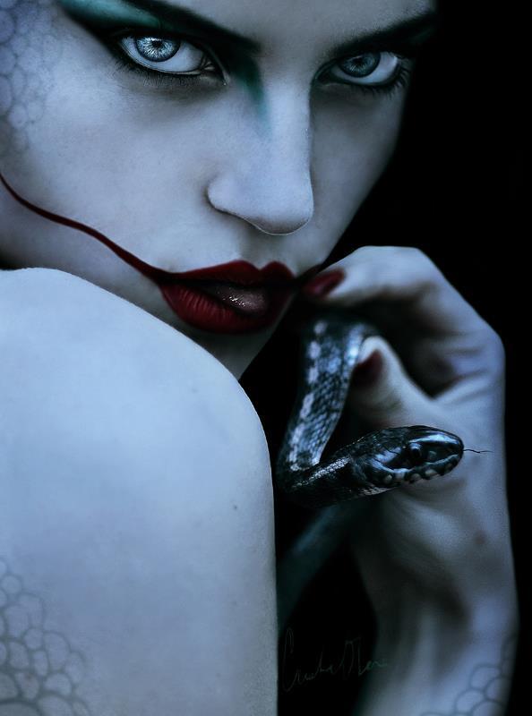 Vuelo de la Esfinge - Fantasia Gotica 20595ojos