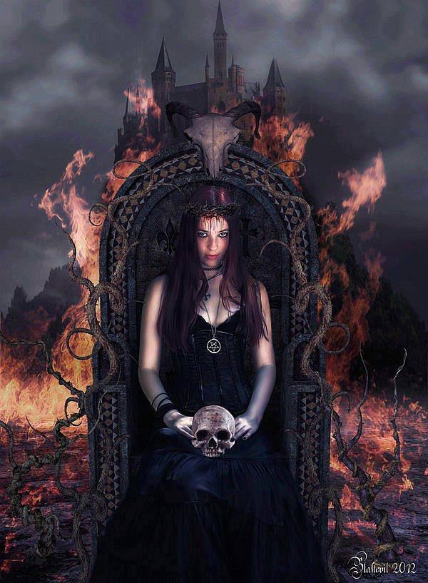 Vuelo de la Esfinge - Fantasia Gotica 8612_nat