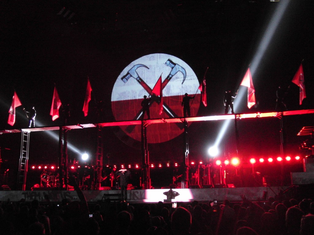 Vuelo de la Esfinge - Roger Waters Wall Tour