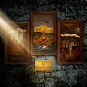 Vuelo de la esfinge - Opeth Pale Communion