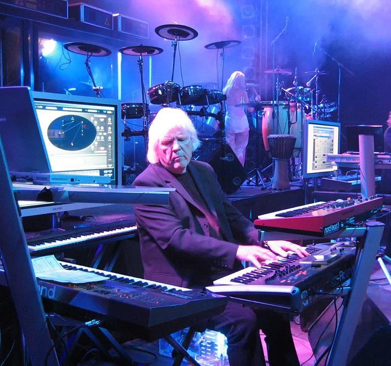 vuelo de la esfinge - Edgar Froese - Tangerine Dream